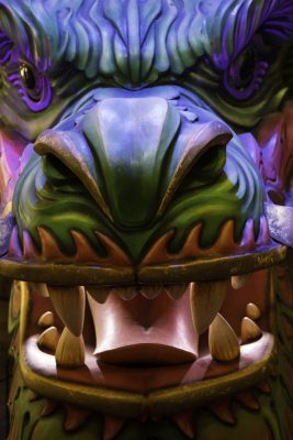 Ka Dragon Face, Divine Paradox, Kindness, A Daily Affirmation, www.adailyaffirmation.com